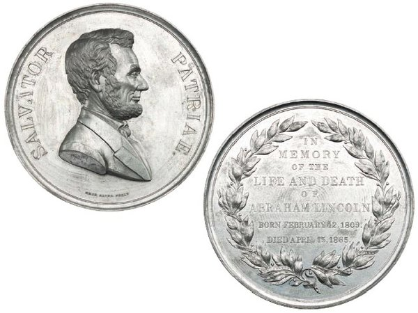 ANS Digital Library: Medallic Art of the American Numismatic Society