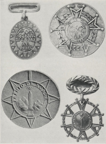 Peru 1928 Association Of Maritime Employees Inauguration Nautical Medal Coin North & Central America Coins