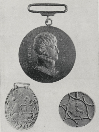 Central America North & Central America Peru 1928 Association Of Maritime Employees Inauguration Nautical Medal Coin
