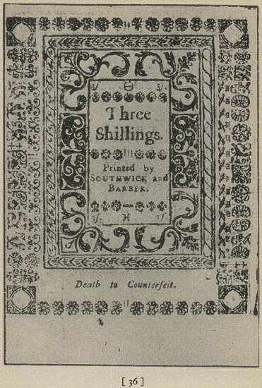 ANS Digital Library: Early American currency