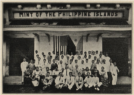 ANS Digital Library: Mint of the Philippine Islands