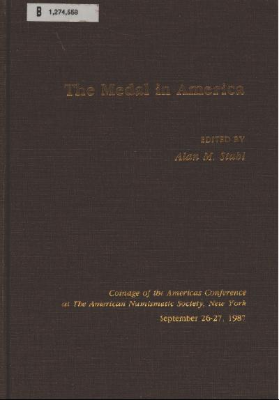 Ans Digital Library Medal In America