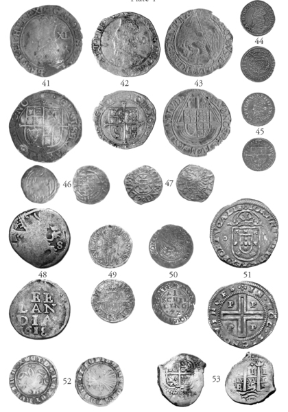 Ans Digital Library Mark Newbys St Patrick Coinage