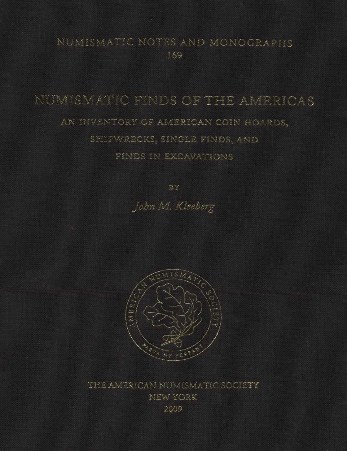 ANS Digital Library: Numismatic finds of the Americas