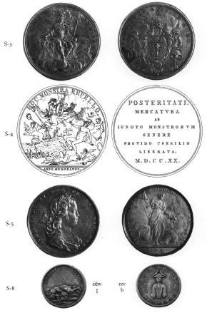 Knowledgeable Collection Of Twelve 18th Century Engravings Of Ancient Medals 100% Guarantee Decorative Arts