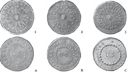 Ans Digital Library Coinage Of The American Confederation