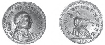 ANS Digital Library: Coinage of the American confederation