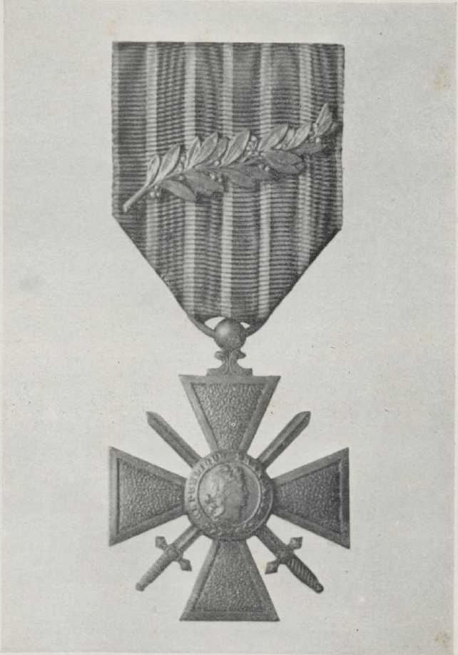 ANS Digital Library: French orders and decorations