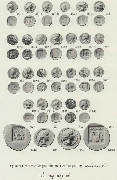 ANS Digital Library: coinage of the Lycian League