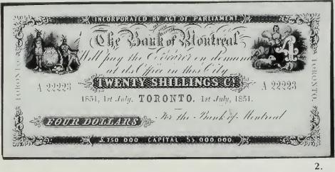Flight Tracker Merchants Bank Of Canada 1906 $10-22 Known Paper Money: World