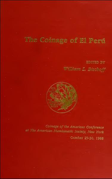 Ans Digital Library Coinage Of El Per