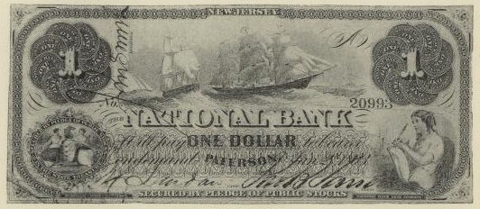 ANS Digital Library: Bank note reporters and counterfeit