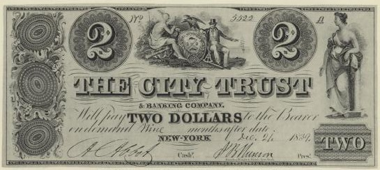 !COPY 2 PERU 10 CENTAVOS 1876 BANKNOTES !NOT REAL!