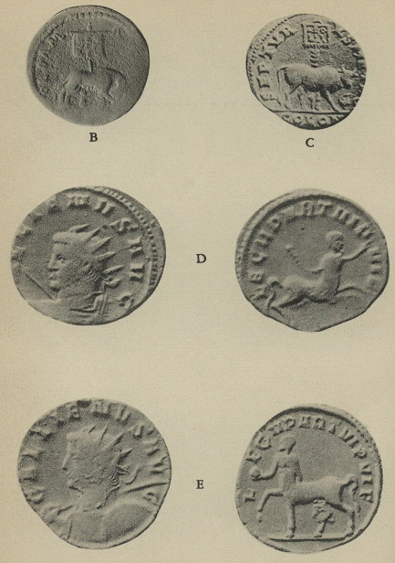 Orderly Philippe Ii 247-249 Antoninianus Ancient Roman Imperial (27bc-96ad)