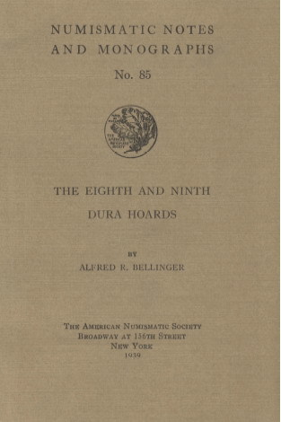Ans Digital Library Eighth And Ninth Dura Hoards